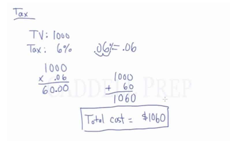 Discount & Tax 2