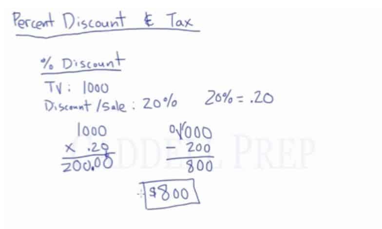 Discount & Tax