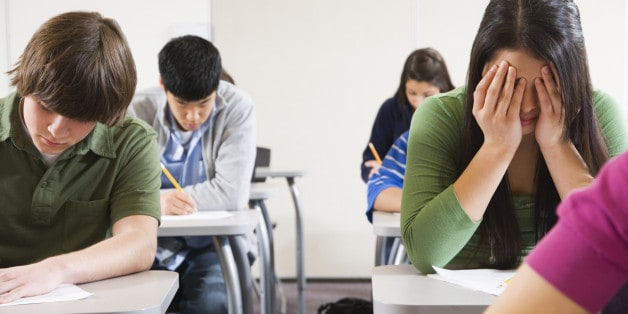Students Taking the SAT