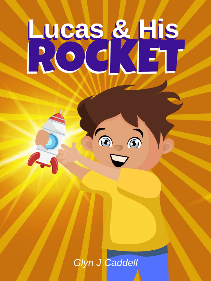 Cover of Lucas & His Rocket
