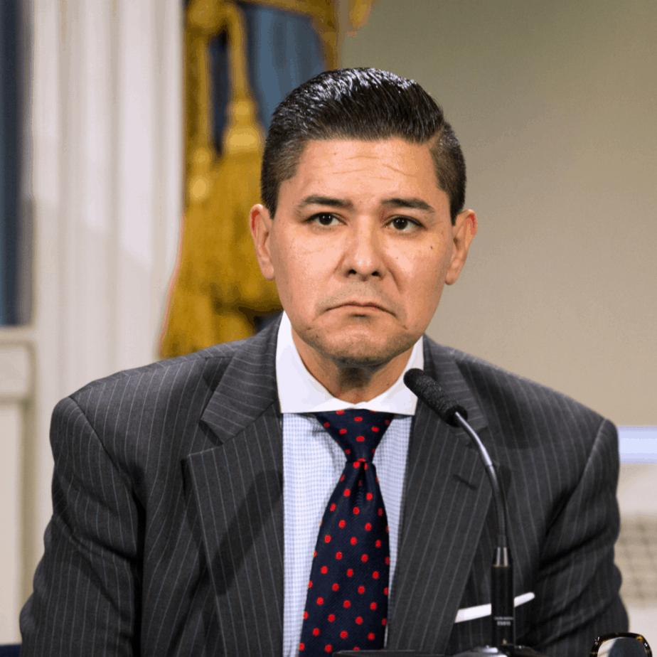 Richard Carranza Resigned
